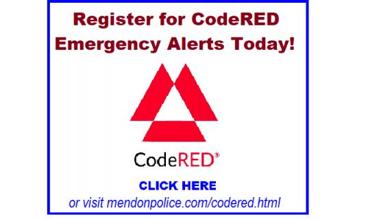 code red flyer